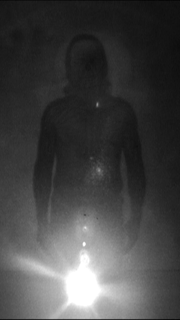 Bodies of light 2006 by bill viola the collection for Observance bill viola
