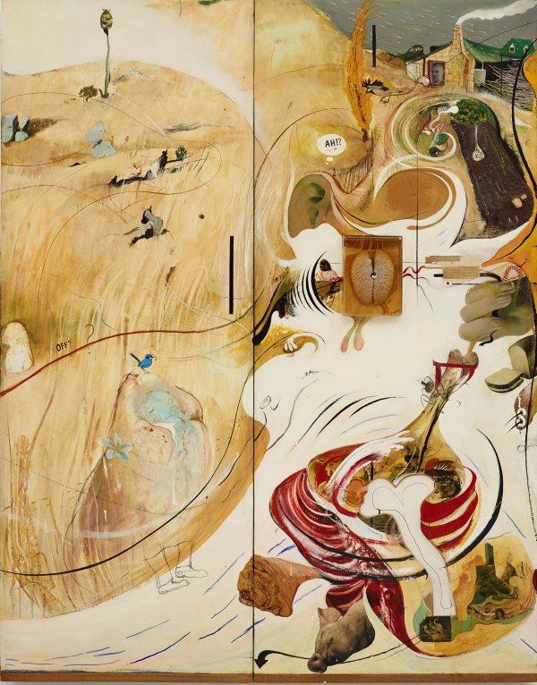 brett whitely brief frames analysis Remembering lao tse (shaving off a second), 1967 by brett whiteley no finish, art print, no frame - 640mm x 980mm.