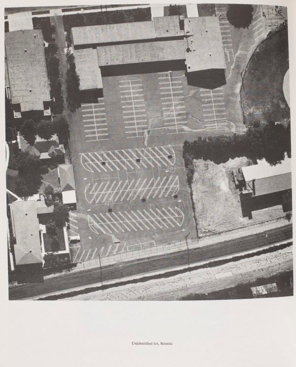 Thirtyfour Parking Lots In Los Angeles, (1967, Printed