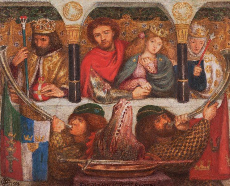 ダンテ・ゲイブリエル・ロセッティの画像 p1_33
