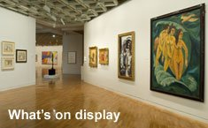 Explore what's on display in Modern