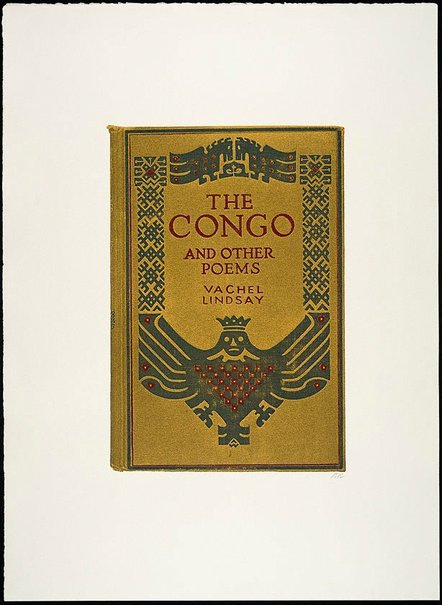 An image of The Congo and other poems by R.B. Kitaj