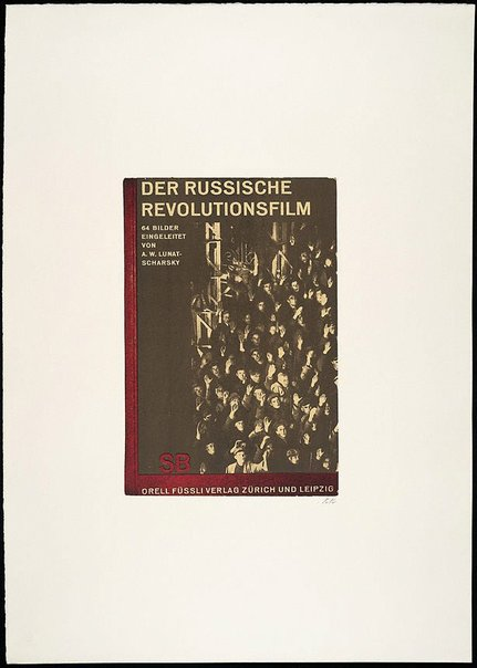 An image of Der Russische Revolutions film by R.B. Kitaj