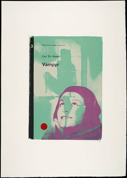 An image of Vampyr by R.B. Kitaj