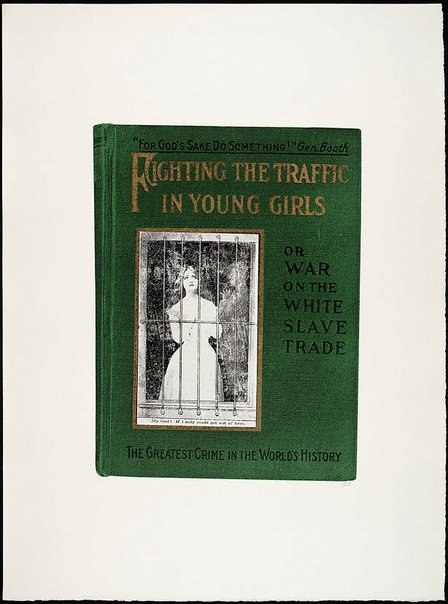 An image of Fighting the traffic in young girls: or the white slave trade by R.B. Kitaj