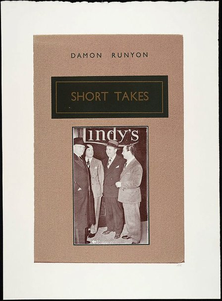 An image of Short takes by R.B. Kitaj