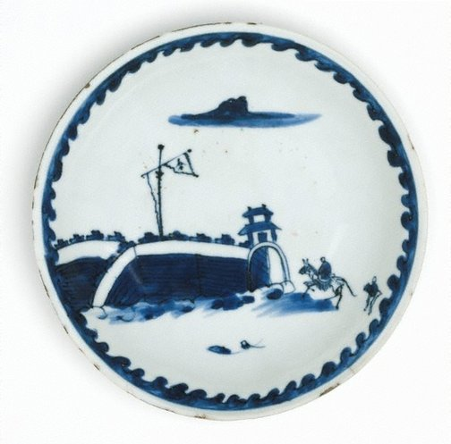 An image of Dish with landscape design by