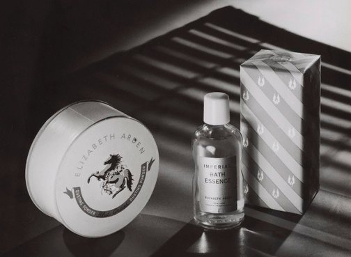 An image of Untitled (Elizabeth Arden advertisement) by Max Dupain