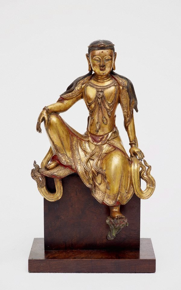 An image of Figure of Bodhisattva