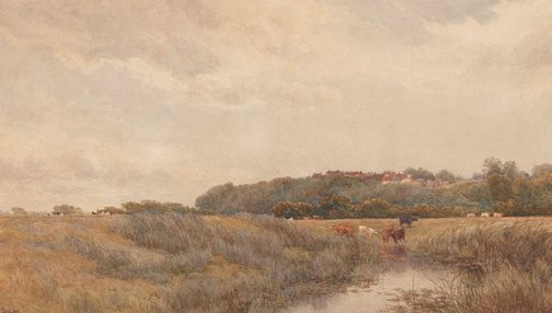 An image of Winchelsea by David Law