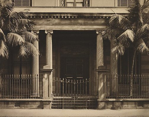 An image of Burdekin House by Harold Cazneaux