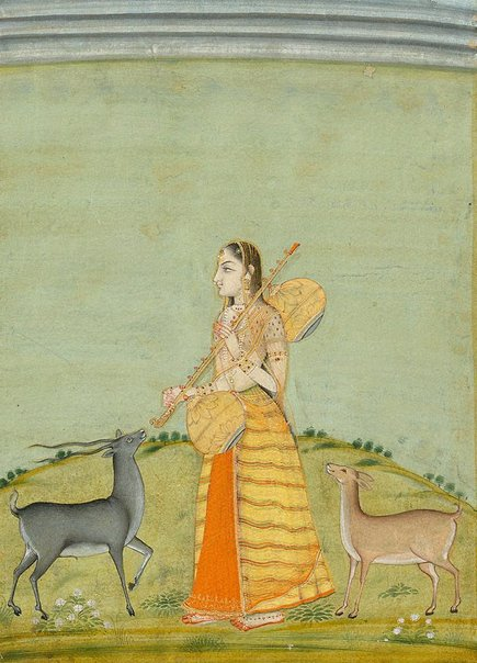 An image of Todi Ragini by