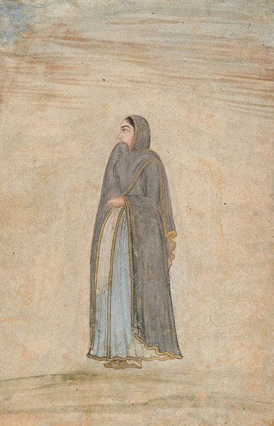 An image of Figure of a woman by