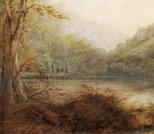 Alternate image of Norton's Basin, Nepean River by Conrad Martens