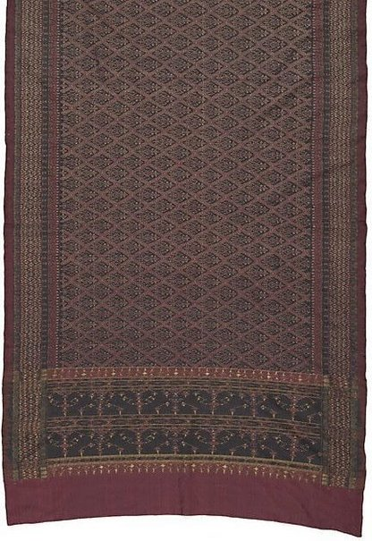 An image of Ceremonial skirtcloth ('sampot chawng kbun') by