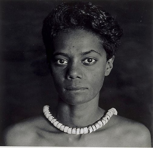 An image of Maria by Michael Riley