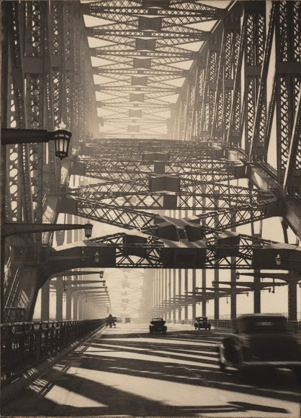 An image of Sydney Bridge