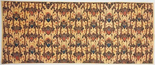 An image of Batik tulis kain panjang (skirtcloth) by