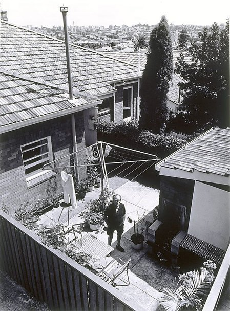 An image of Backyard, Dover Heights by Gerrit Fokkema