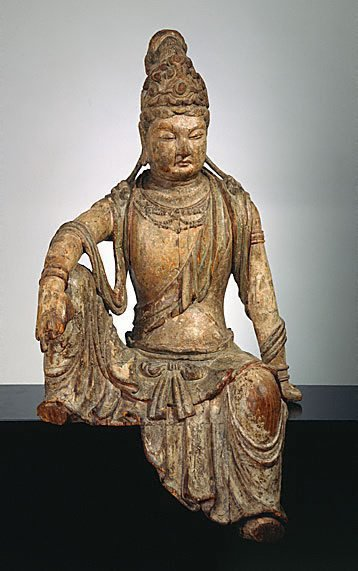 An image of Figure of Guanyin by