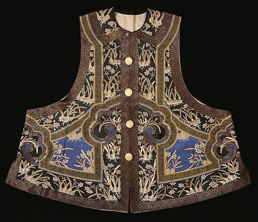 An image of Informal waistcoat by