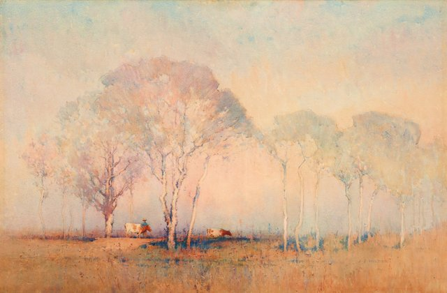 An image of Dry lagoon