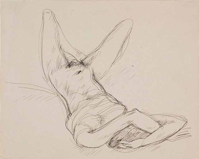 An image of Nude (the vulture)
