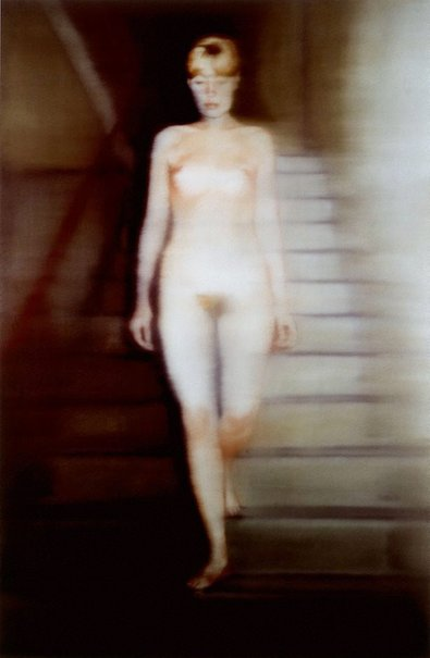 An image of Ema by Gerhard Richter