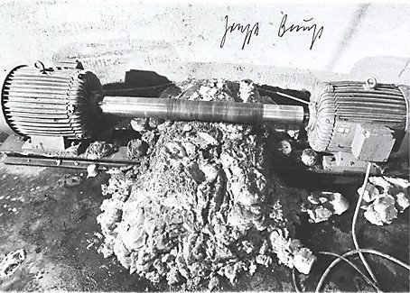 An image of Output 15 by Joseph Beuys