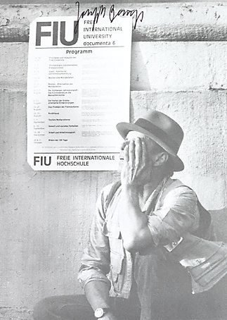 An image of Output 24 by Joseph Beuys