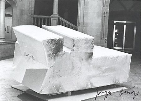 An image of Output 26 by Joseph Beuys