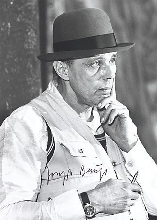 An image of Output 32 by Joseph Beuys