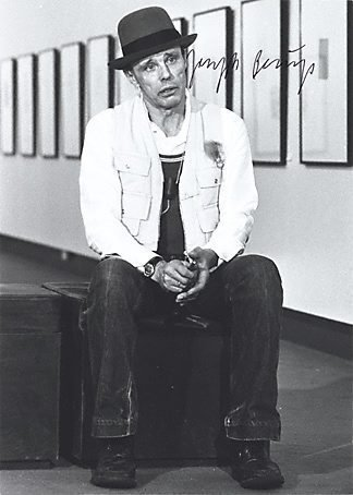 An image of Output 33 by Joseph Beuys