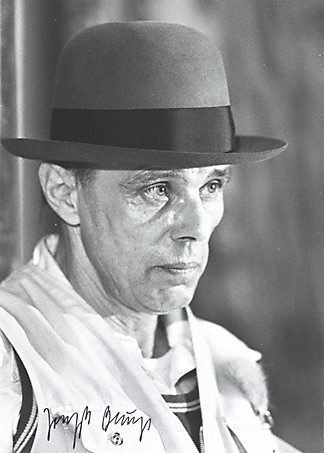 An image of Output 34 by Joseph Beuys