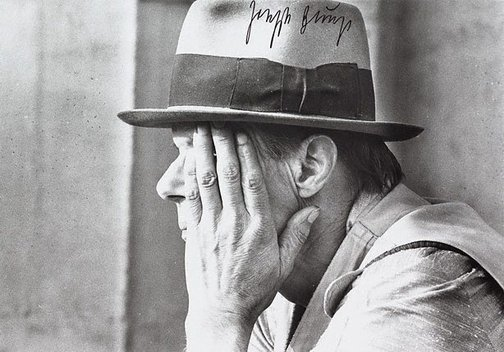 An image of Output 5 by Joseph Beuys