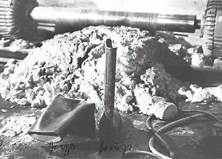 An image of Output 9 by Joseph Beuys