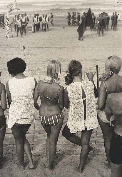 An image of Surf carnival, Cronulla by Hal Missingham