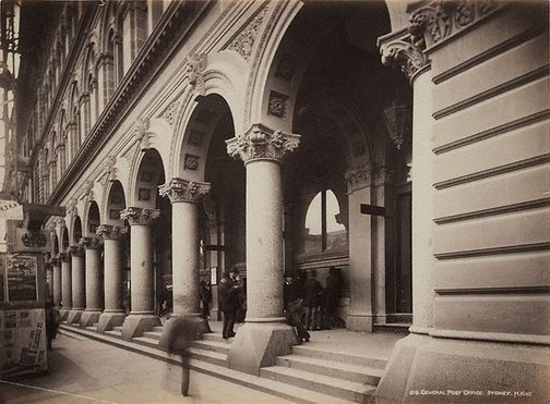 An image of General Post Office, Sydney by Henry King