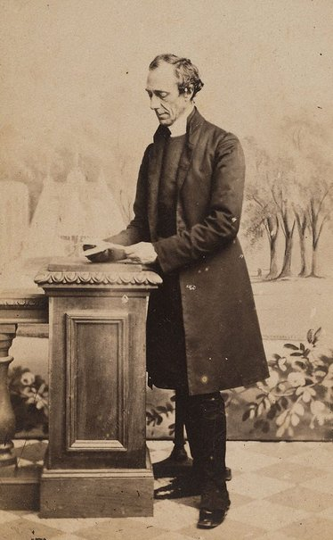 An image of Untitled (portrait of a man standing) by Unknown photographer