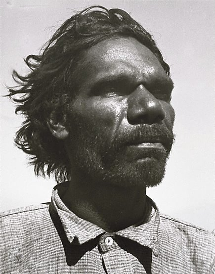 An image of Aboriginal stockman, Canning stock route, Western Australia by Axel Poignant