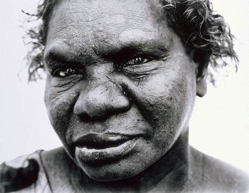 An image of Wik Elder, Gladys by Ricky Maynard