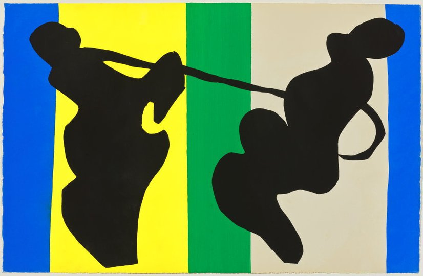 AGNSW collection Henri Matisse The cowboy (1947) 151.2014.14