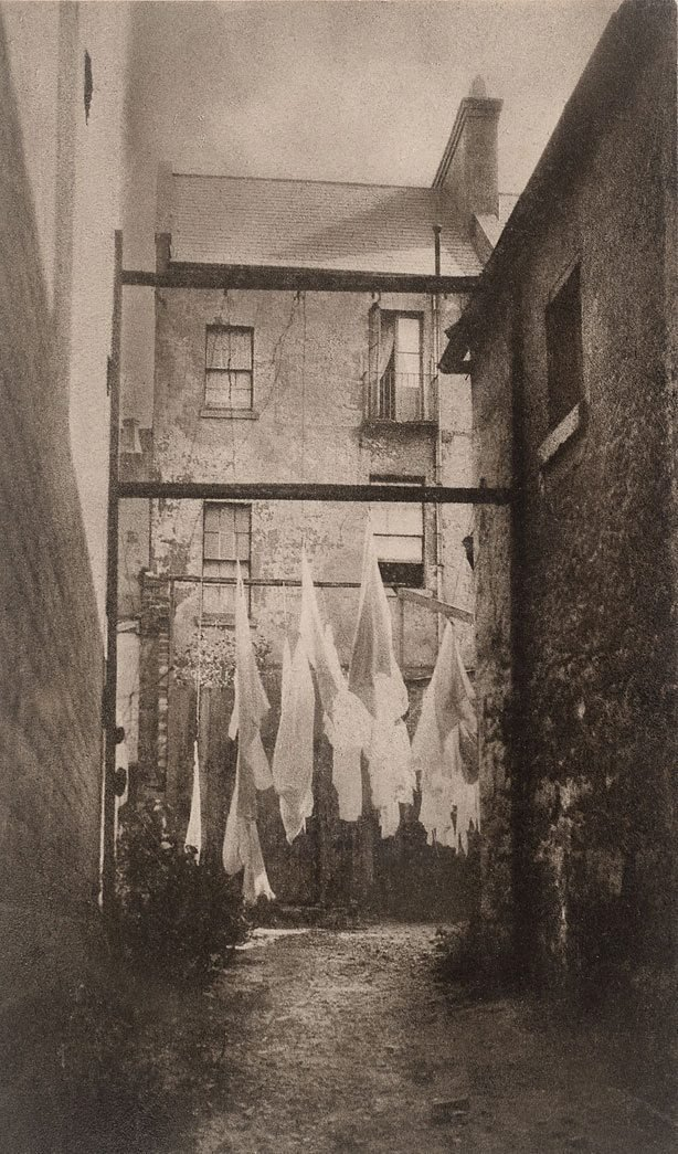 An image of Washing pattern, Woolloomooloo