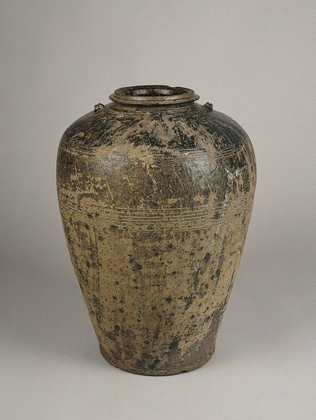 An image of Wine jar by