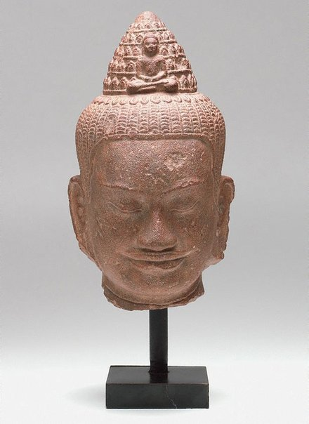 An image of Head of Avalokiteshvara by