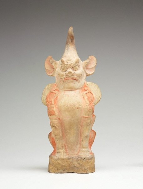 An image of Tomb guardian figure by