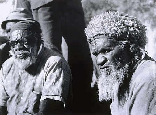 An image of Elders, Amata by Mervyn Bishop