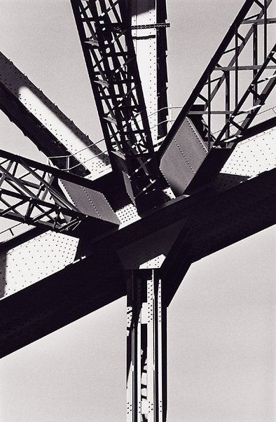 An image of Steel construction II by David Moore