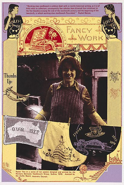 An image of Working class needlework