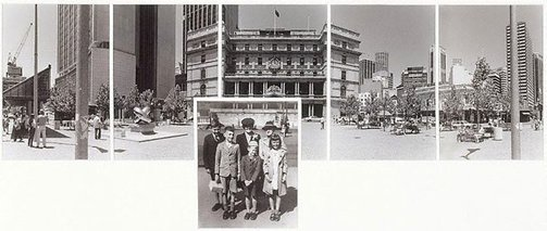 An image of The Old Customs House at Circular Quay (1) 1944-1983 by John F Williams